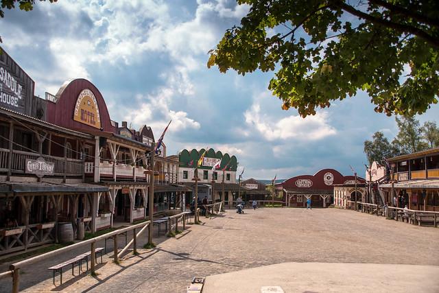 Pullmann City - Westernstadt im Harz