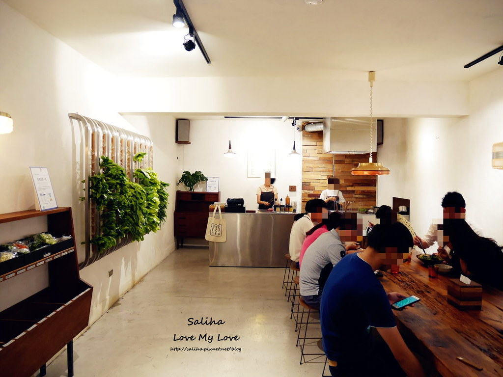 台北東區國父紀念館站附近素食餐廳推薦VEGE CREEK 蔬河 (10)
