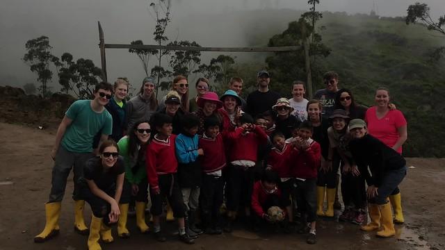 Global Citizenship Club - Ecuador 2017