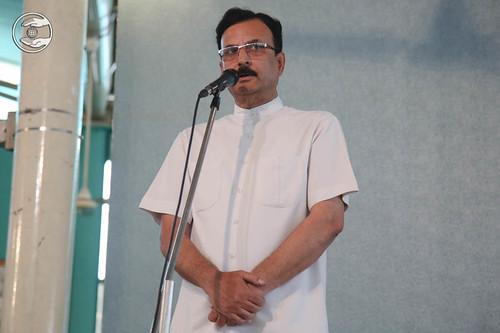 Parduman Mehta from Rohtas Nagar, Delhi, expresses his views