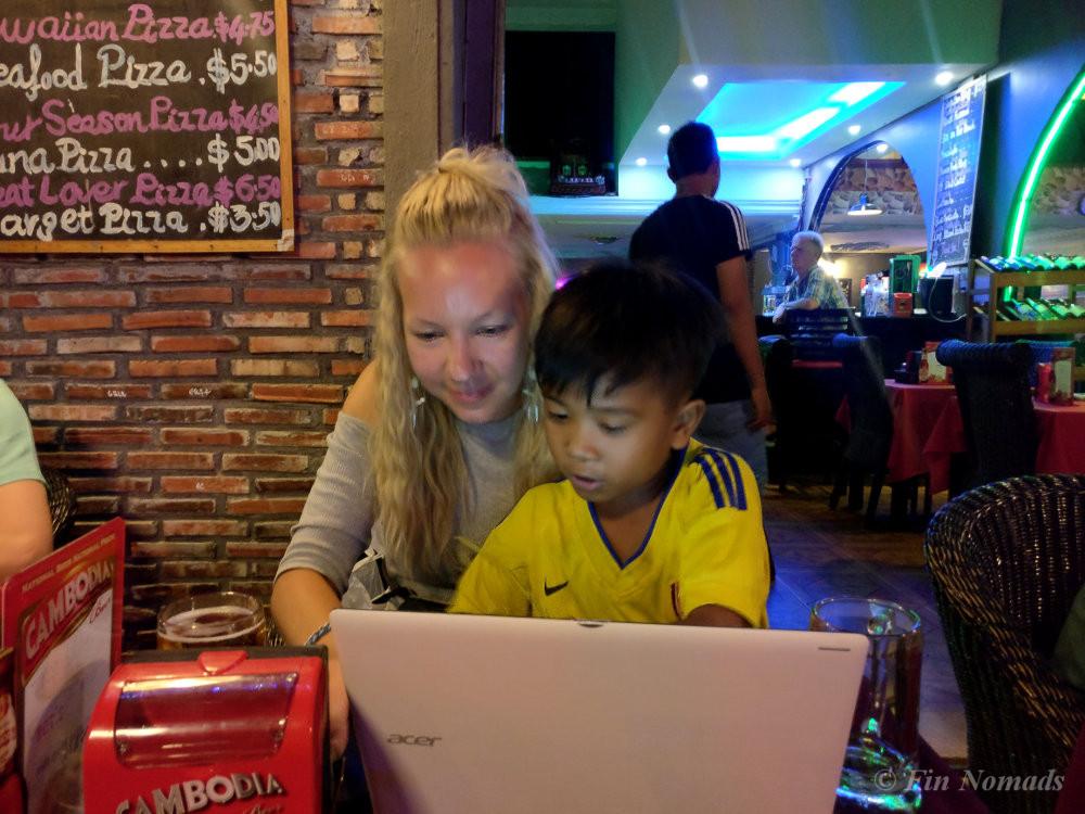 Phnom Penh hostel