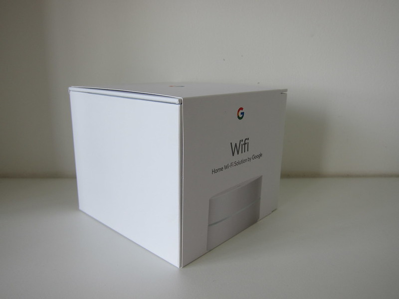 Google Wifi - Box