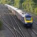 Great Western Railway 1A24 1345 Plymouth to London Paddington