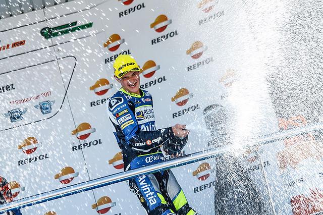 Макар Юрченко вновь на подиуме мирового чемпионата FIM Junior Moto3!