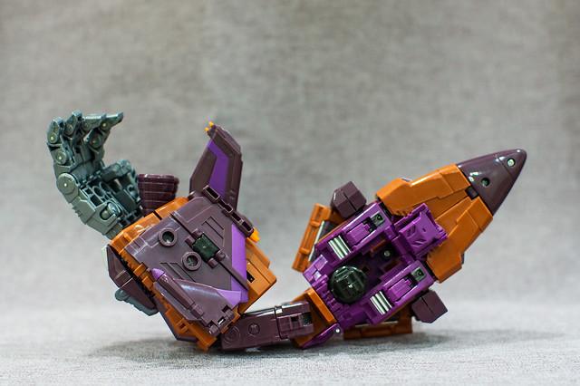 Blast Off Combiner Mode 3