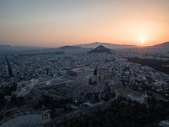 Athens Sunrise