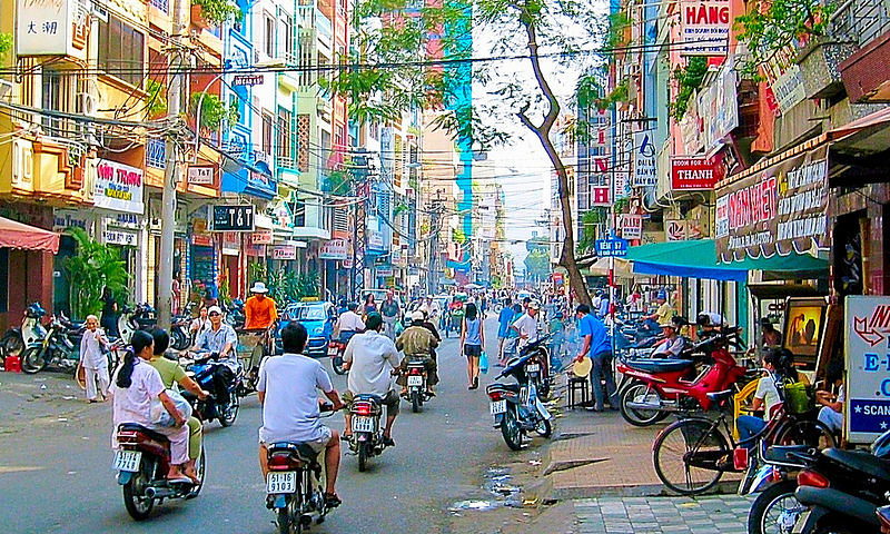 Ho Chi Minh City South Vietnam