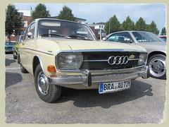 Audi 60 L, 1972