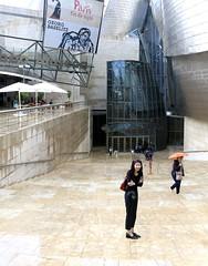 Cheryl Marie Cordeiro, Guggenheim Museum Bilbao, Spain