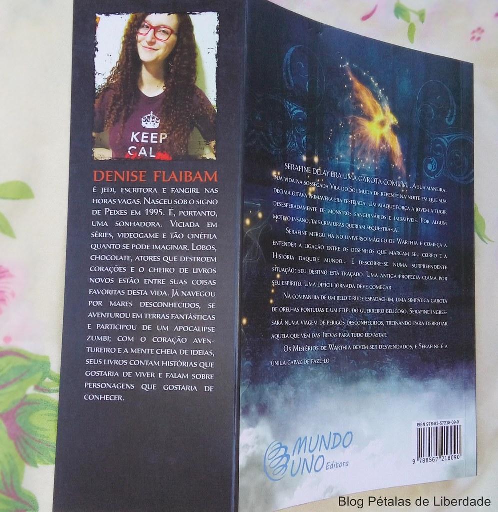 Resenha, livro, A-profecia-de-Mídria, Denise-Flaibam, mundo-uno-editora, capa, fantasia, opiniao, comprar, ebook