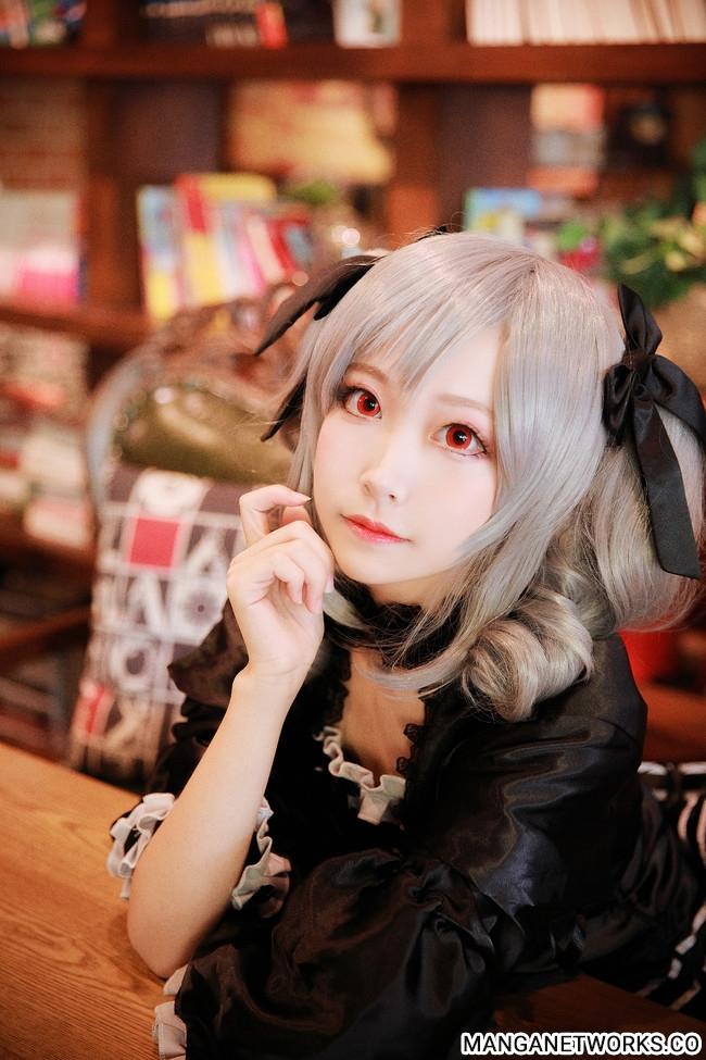 37261522951 62650ba908 o Hút hồn với vẻ đẹp của nữ Coser khi nhập vai vào Ranko Kanzaki