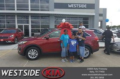 #HappyBirthday to Arturo from Rubel Chowdhury at Westside Kia!