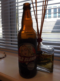South Hams Brewery, Wild Blonde, England