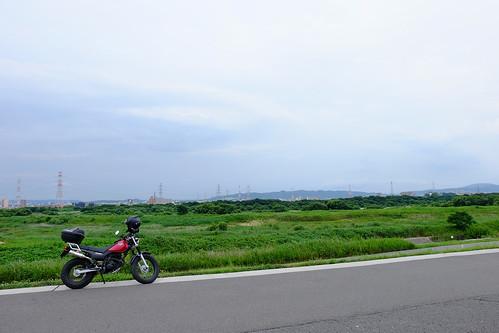 2017.07.23 淀川河川敷