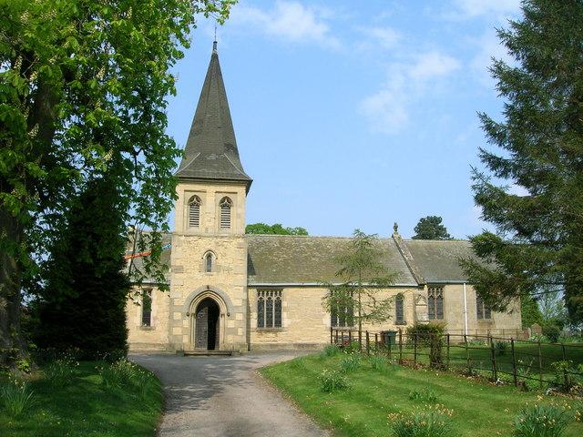 SAND HUTTON, St Mary's Church