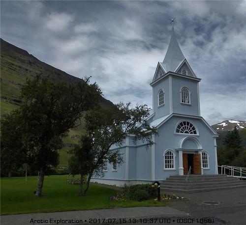 Exploring Seyðisfjörður 2017
