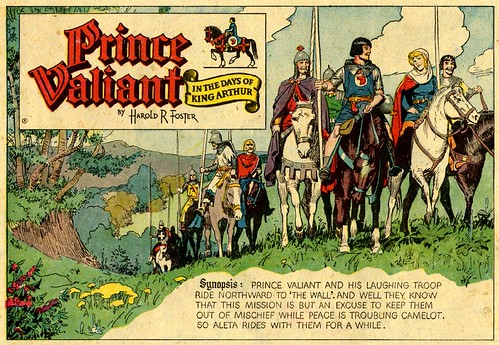 Prince Valiant - Comics - 2
