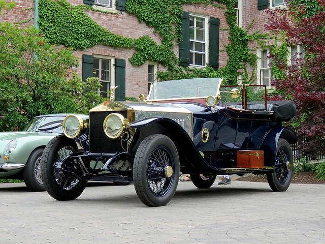 1914 Rolls Royce Silver Ghost Misselwood 14