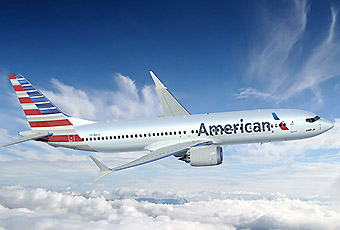 American Airlines B737 MAX 8 (Boeing)