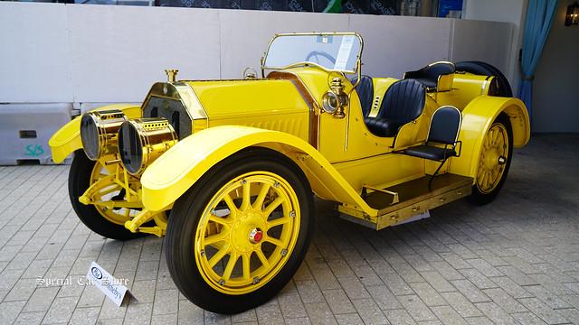 """1911 Oldsmobile Autocrat """"Yellow Peril"""""""