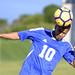 SLC men's soccer practice, Aug. 18, 2017