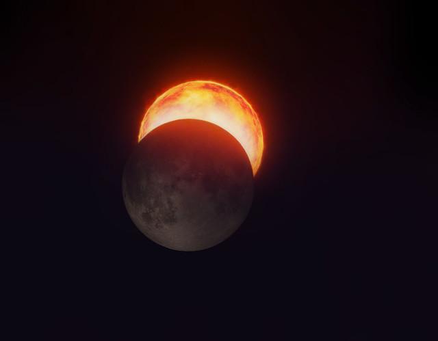 Solar Eclipse; Monday, August 21, 2017