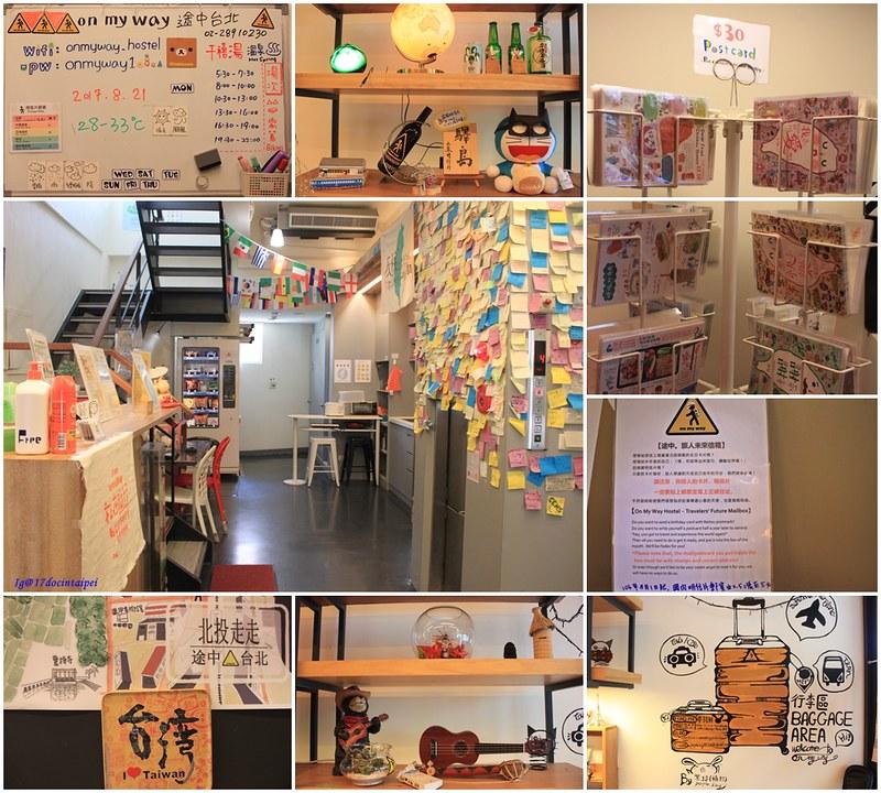 OnMyWay HostelAtTaipei-北投途中-台灣背包客棧-backpacker-17docintaipei (3)