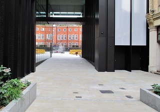 Mitre Square through Mitre Passage