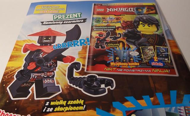 Mini-recenzja #16 – Magazyn Lego Ninjago 72017 15