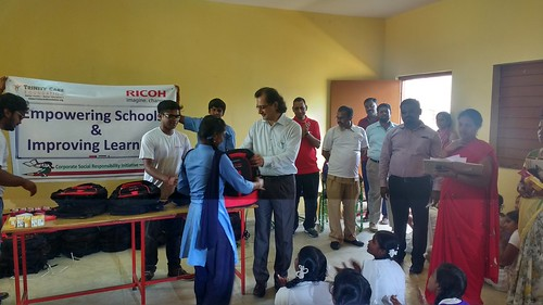 Empowering Amruthalli Primary and High School, Bengaluru