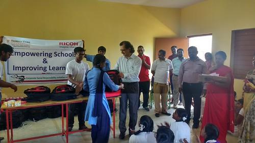 Empowering Amruthalli Primary and High School, Bengaluru
