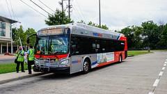 WMATA Metrobus 2016 New Flyer Xcelsior XDE40 #7364