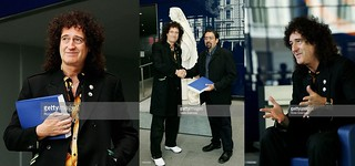 Brian May @ Imperial College, London - 2007