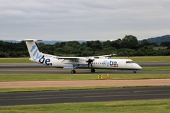 G-JECL DHC-8-402 Flybe MAN 23-06-17