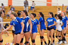 Girls' Volleyball: San Marino vs. St. Anthony