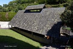 15 Chaudes-Aigues - Lavoir à eau chaude XXème siècle - Photo of Maurines