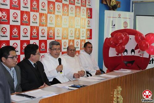 ¡Se lanza oficialmente la campaña 2017 de Teletón en todo el Perú!