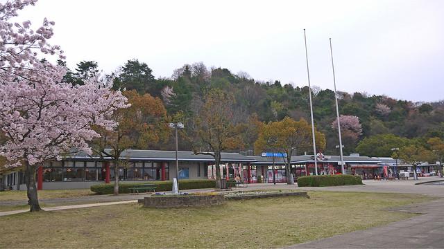 宮島SA上り(1)