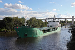 'Arklow Rebel' Barton upon Irwell 5th August 2017