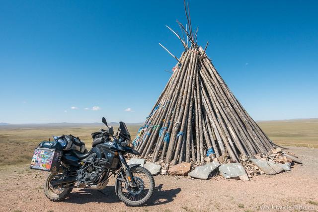 Wild Camp to Numrug-5