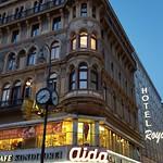 Vienna in Blue Hour