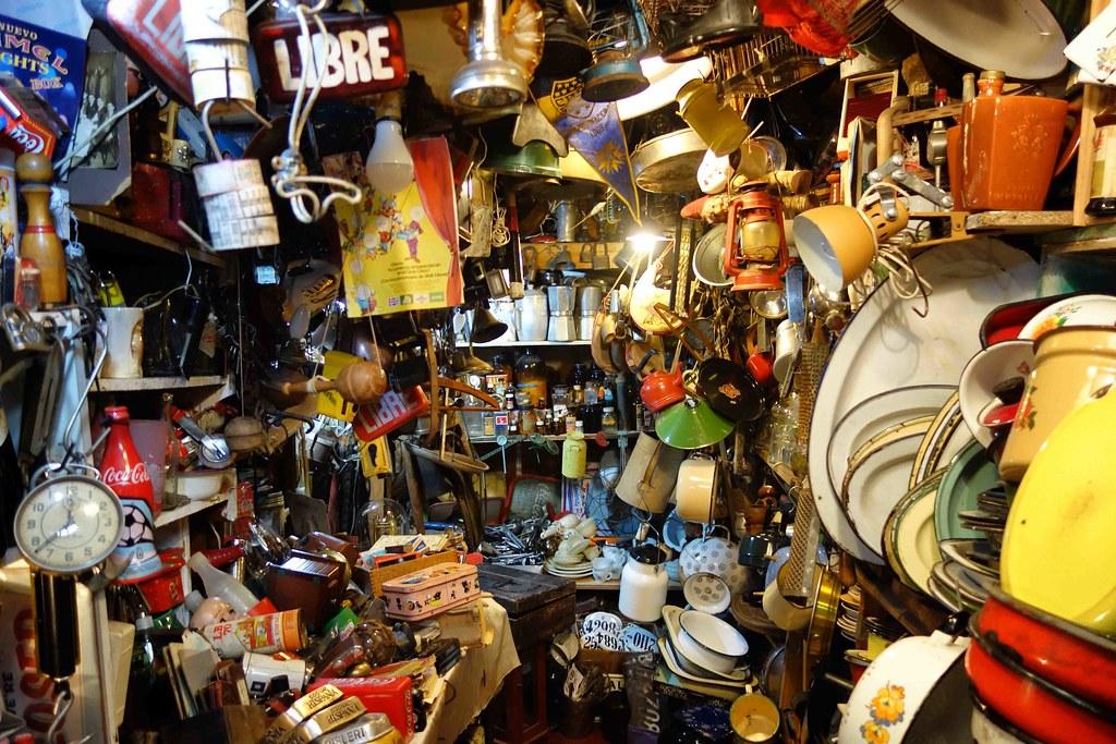 Buenos Aires - San Telmo - Mercado 4