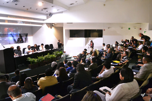 Segunda Conferencia Anual Violencia y Paz.  8/Ago/17