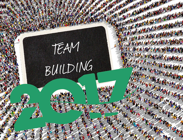 Teambuilding 2017
