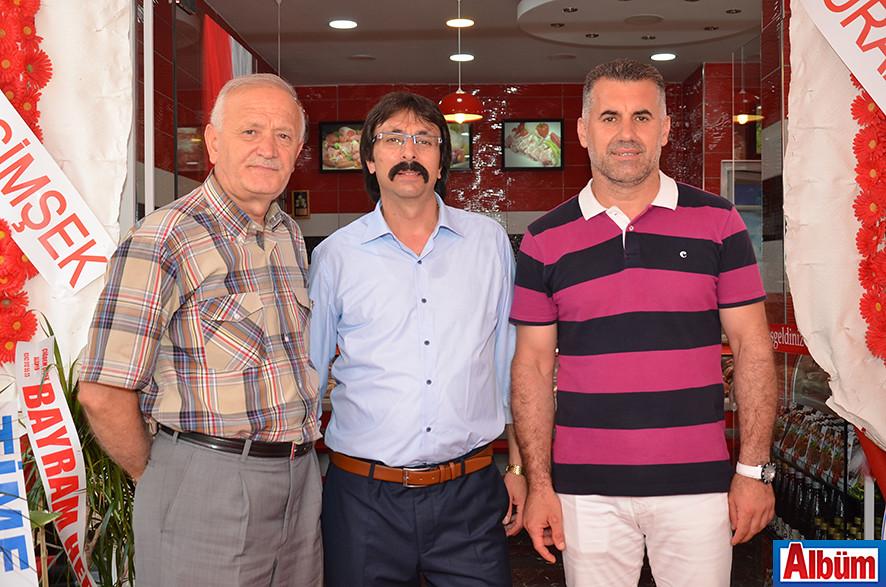 Nuri Demir, Hikmet Gürdağ, Duran Şimşek
