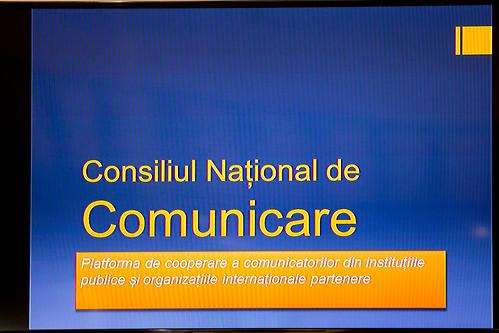 13.09.17 Consiliul Național de Comunicare