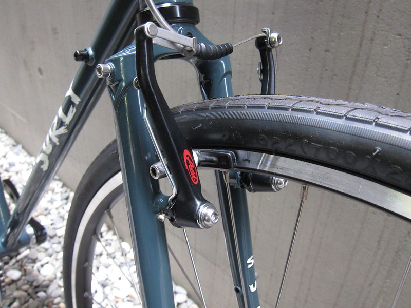 SURLY Cross Check SS GRY Brake