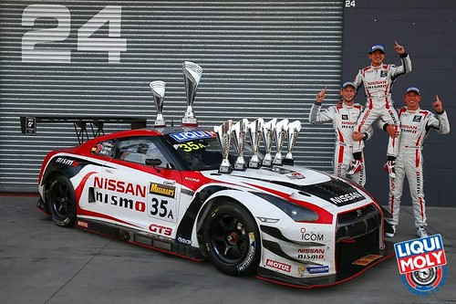 Wolfgang Reip Nismo GT3