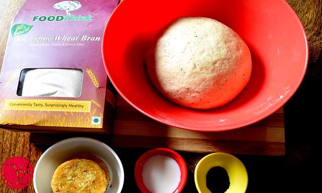Aloo Tikki Burger Dough