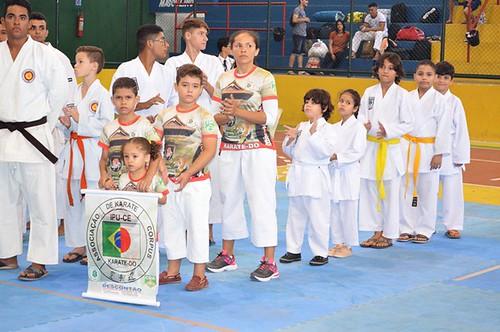 Equipe de Karatêe Corpus mais uma vez foi destaque representando o Ipu em Viçosa do Ceará